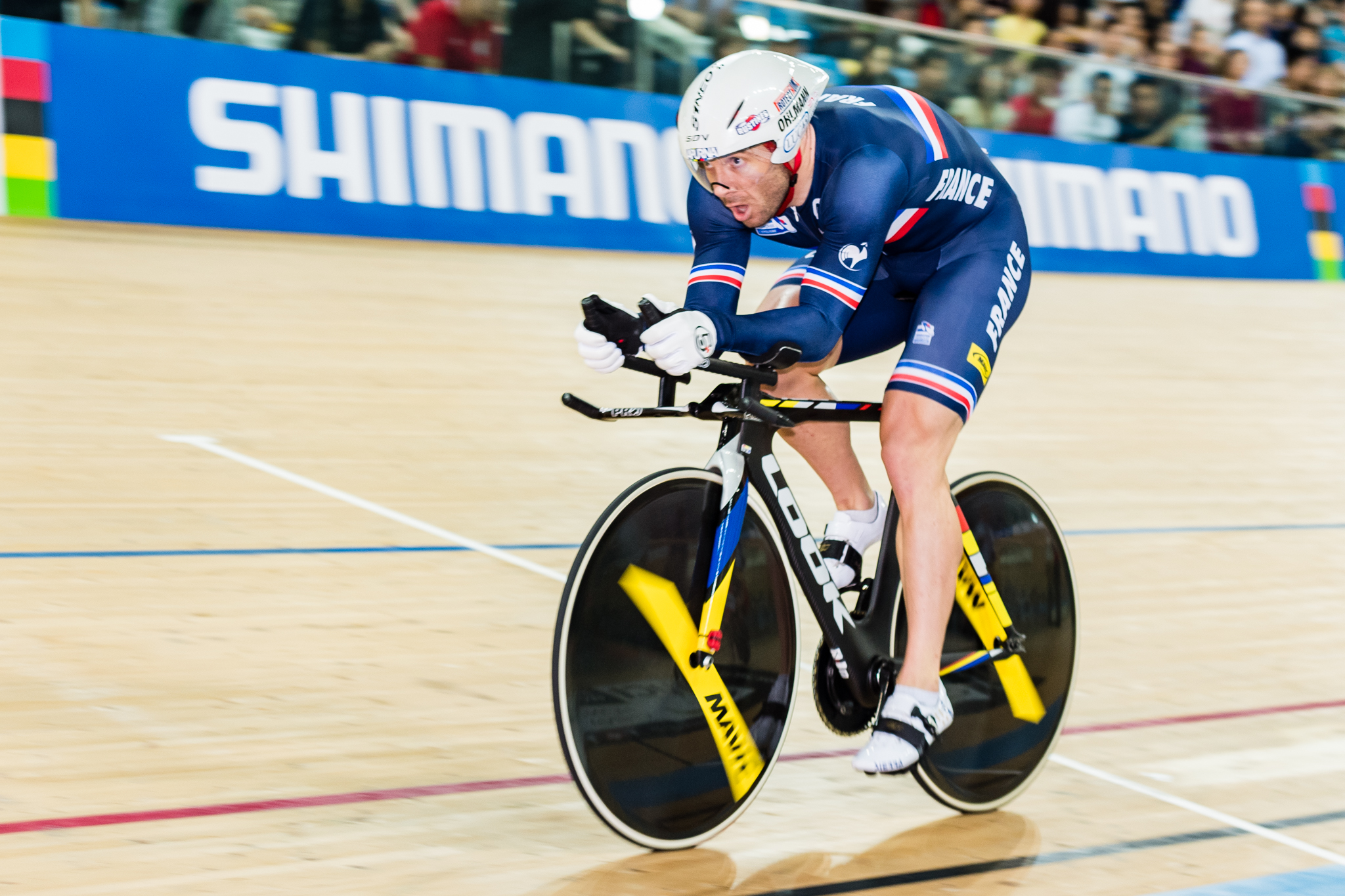 UCI Track Cycling World Championships 2017 – Day 5 Results ...
